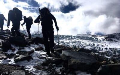 De Mont Blanc. Een strijd tussen lichaam, geest en natuur – Deel 1