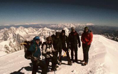De Mont Blanc. Een strijd tussen lichaam, geest en natuur – Deel 2